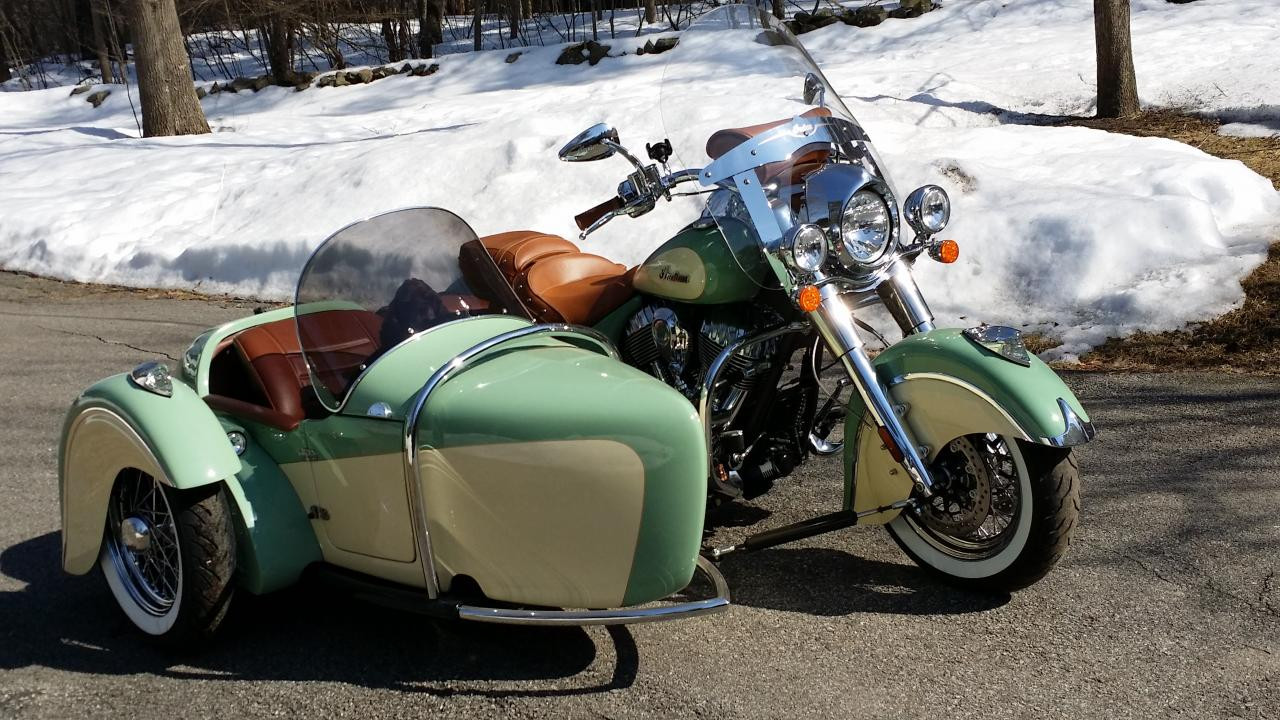 Chief Motorcycle Forum - Indian Motorcycles - 2015 Vintage