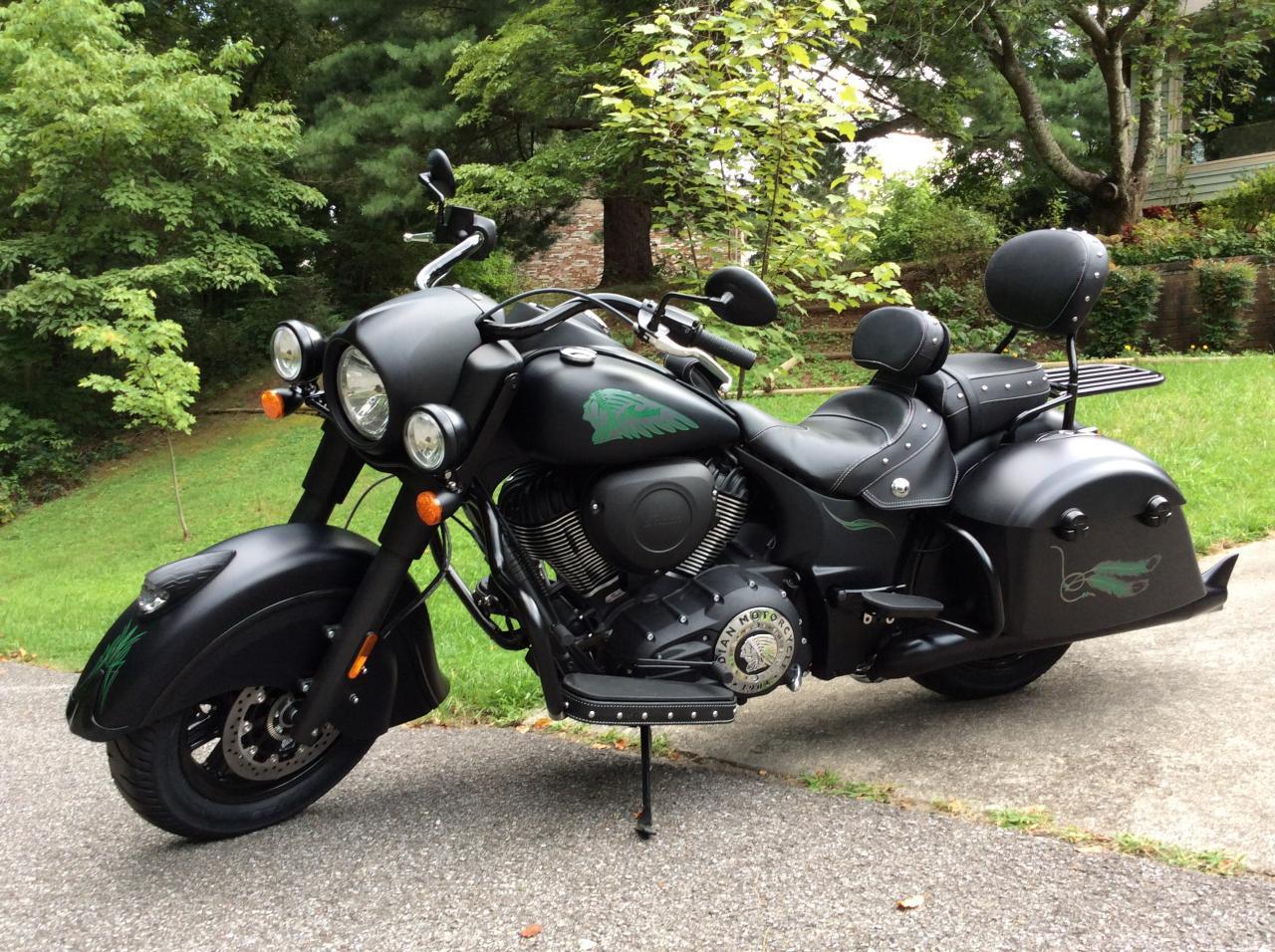 chief motorcycle forum indian motorcycles dark horse bagger. Black Bedroom Furniture Sets. Home Design Ideas