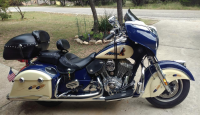 My 2015 Indian Chieftain